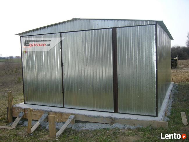 Magazyn rolniczy, schowek budowlany, garaż blaszany