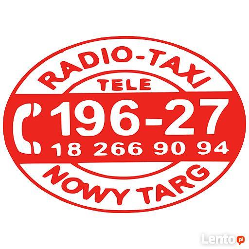 TAXI NOWY TARG tel. (18)196-27