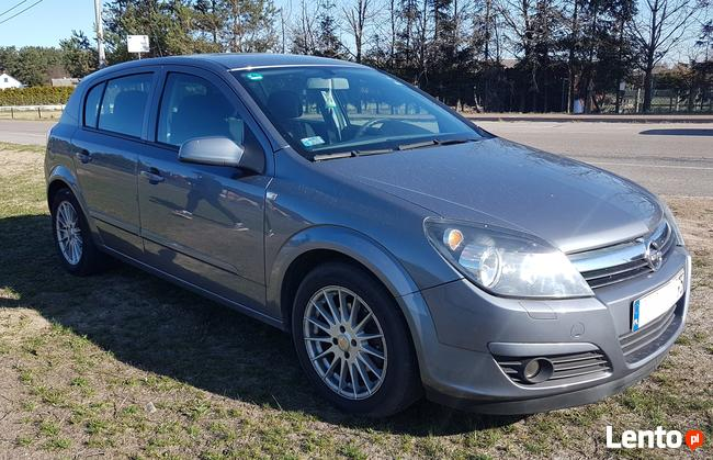 Opel Astra H/III 2005r 1.6 Benzyna