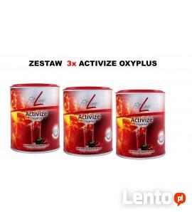 3 X Activize Oxyplus fitline