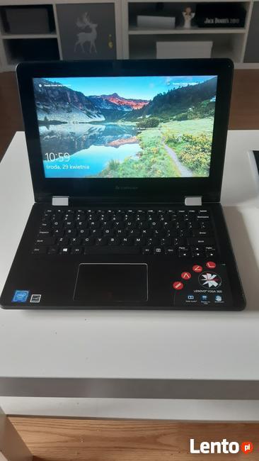 Laptop LENOVO Yoga 300-11IBR + torba na laptopa gratis!
