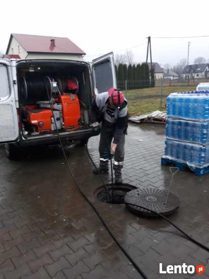 Hydraulik Pogotowie kanalizacyjne udrażnianie rur Legionowo