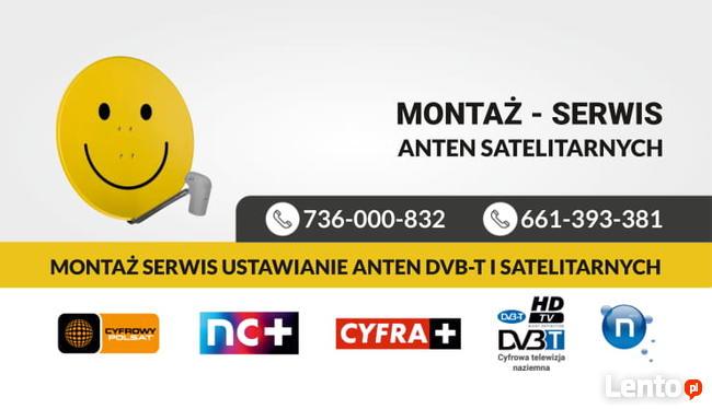 Montaż Anten Kielce Najtaniej