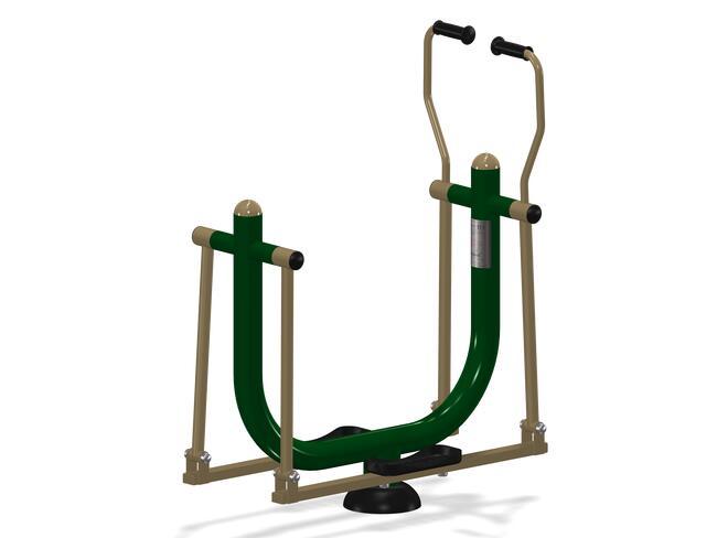 Narciarz (długi) - siłownia zewnętrzna