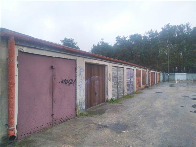 Garaż murowany w Otwocku do wynajęcia