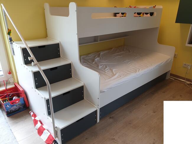 sprzedam łóżko piętrowe dziecięce typ MAX3