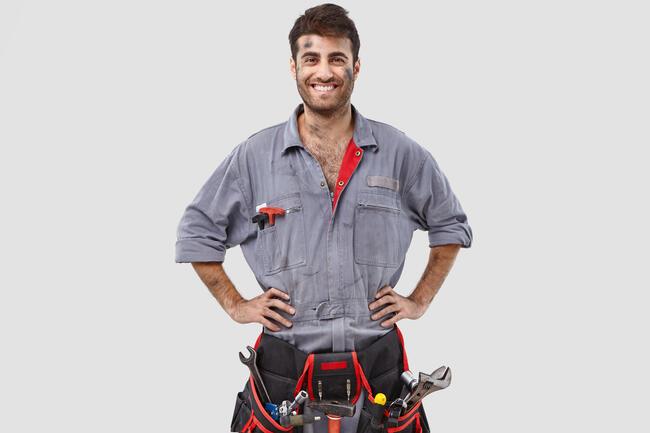 Mechanik maszyn budowlanych
