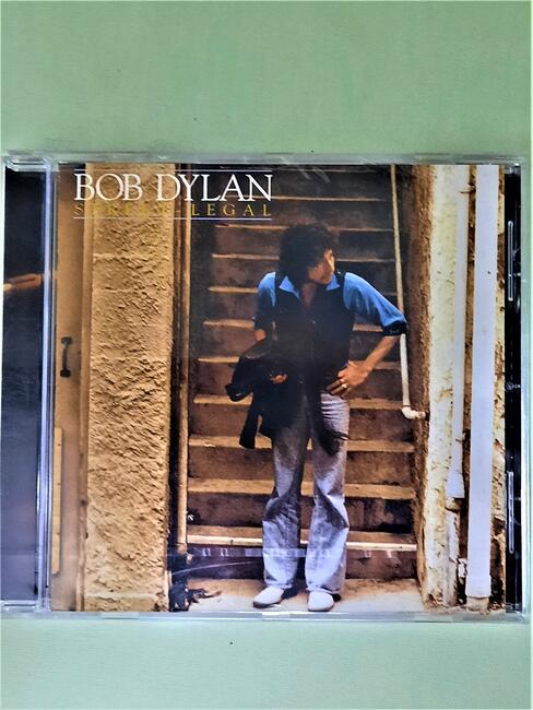 Sprzedam Album Cd Bob Dylan Street Legal