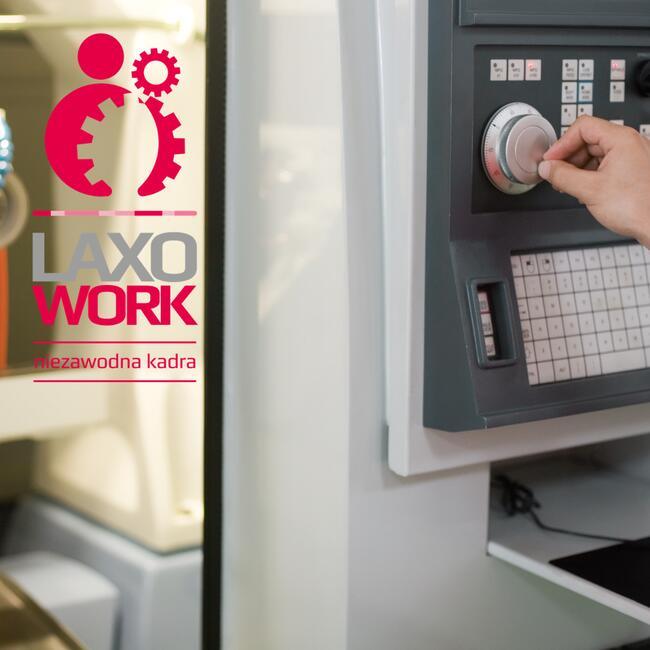 Operator CNC - pewne zatrudnienie w Poznaniu