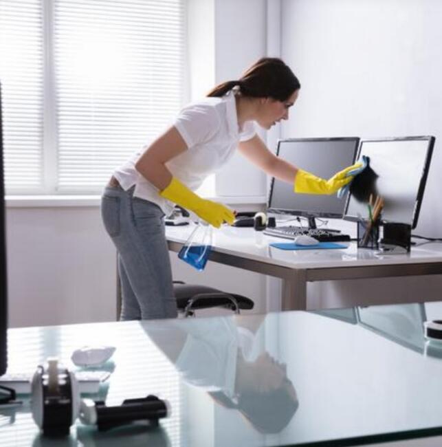 Rzetelna Pani posprząta dom mieszkanie biuro
