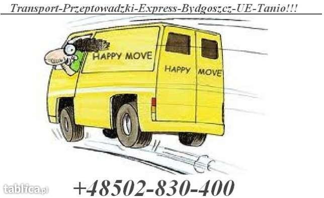 Transport-Przeprowadzki-Express-Bydgoszcz-UE-Tanio!!!