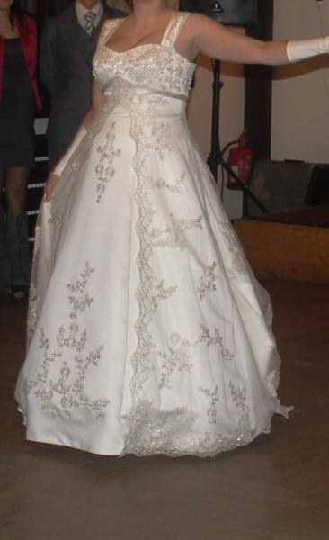 eb287f0d31 Archiwalne suknia ślubna rozm 40-42