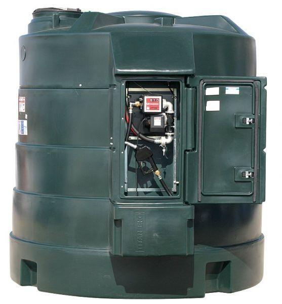 Zbiorniki na olej napędowy TITAN FuelMaster.