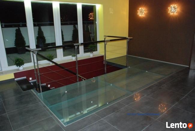 balustrady szklane,nierdzewne,schody,balkony,daszki,meble