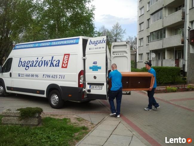 Przeprowadzki Bemowo Warszawa, 513630833, Bagażówka.info