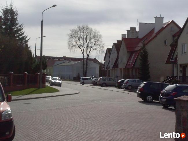Dom w zabudowie szeregowej, Węgorzewo, Mazury