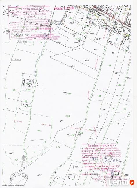 Sprzedam. działke rolno-budowlaną 4.3 ha w Okocimiu