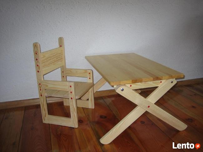 stolik dla dzieci