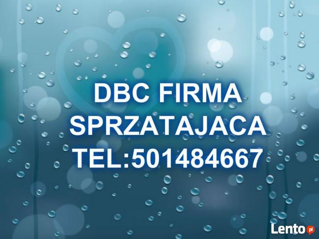 DBC Firma Sprzątajaca -Profesjonalne sprzątanie