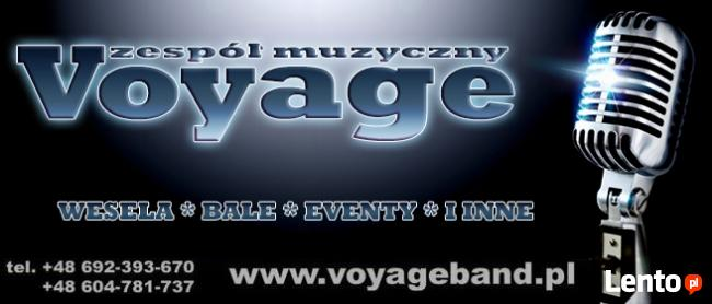 Zespół muzyczny Voyage na Twoją imprezę
