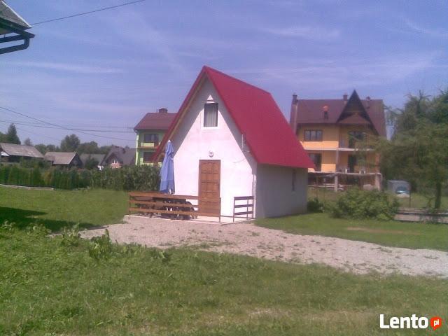 Domki na Spiszu- Pieniny