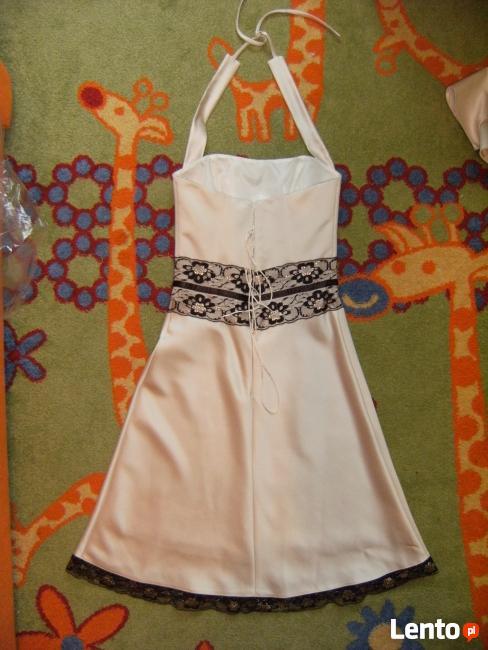 Sukienka na wyjście rozm. 38