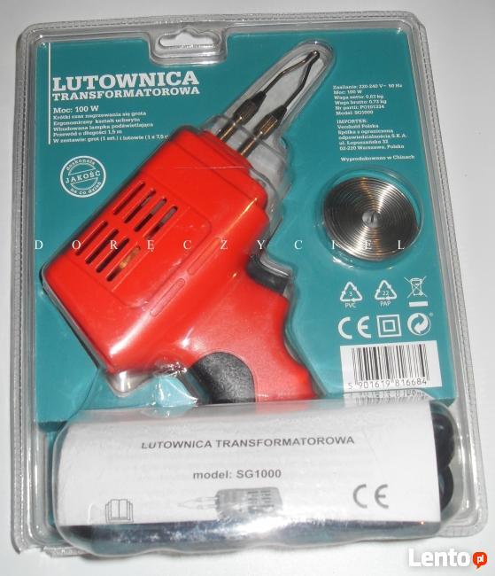 Lutownica 100 W - Nowa