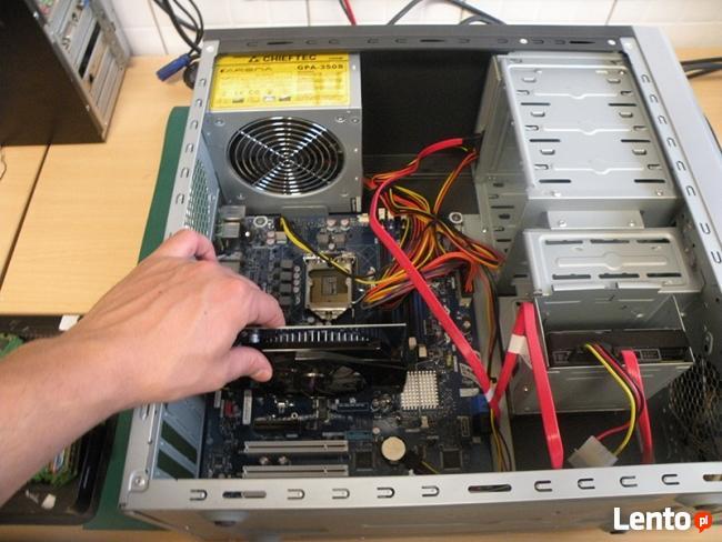 pogotowie komputerowe naprawa serwis pomoc reinstalacja 24h