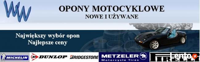 opony motocyklowe tanio