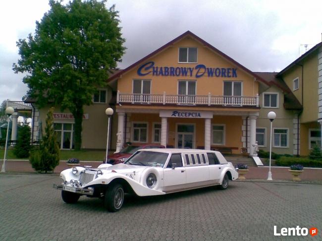 Samochody,limuzyny do ślubu Warszawa i okolice,Excalibur.