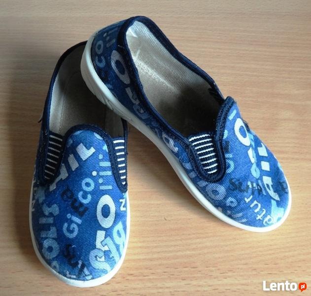 Przedszkolne chłopięce buty firmy ZETPOL, rozmiar 28