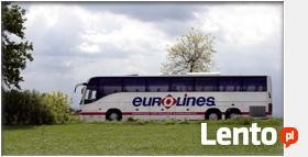 Najtańsze bilety autokarowe na trasie Olsztyn - Londyn w jed