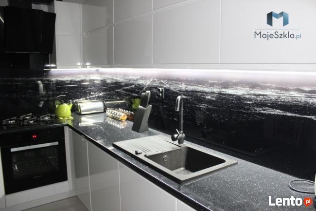 Lustra, Lacobel, Panele szklane z grafiką,Kabiny prysznicowe