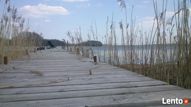 dom 250m całoroczny nad jeziorem Orzysz