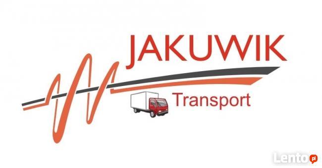 JAKUWIK Transport& Przeprowadzki od 50 zł