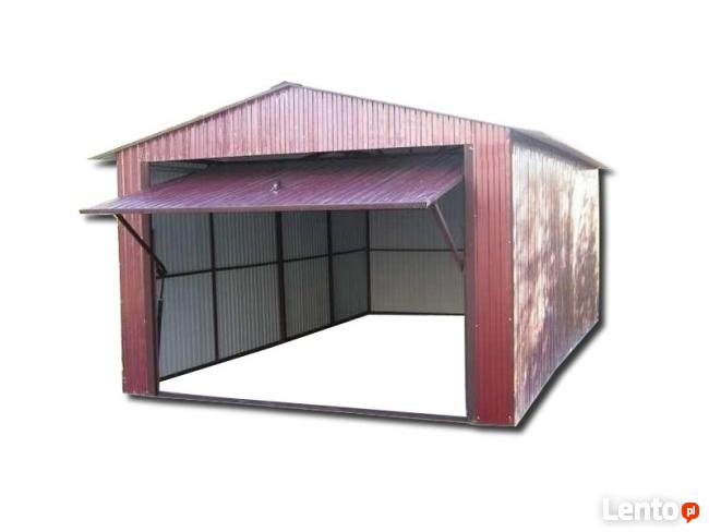 Garaż blaszany blaszaki garaże blaszane OBNIŻKA CEN
