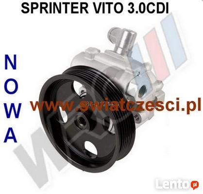 Pompa wspomagania Sprinter Vito Viano 3.0CDI v6 0044668201