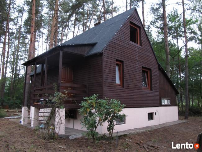 Dom Henryków Urocze (okolice Piaseczna)