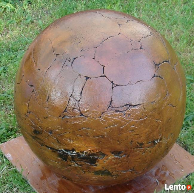 Srzedam kule ceramiczne. Śr. 20,30,40,50 cm.