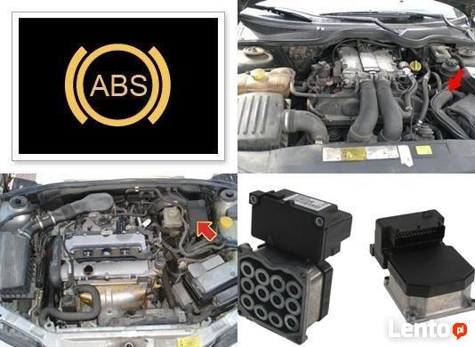 Naprawa ABS Opel Vectra B Omega B tel 692274666 DX DT WT inn