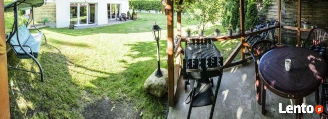 Sopot Kamienny Potok-parter domu z ogrodem