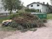 Wywóz gałezi,liści,trawy z załadunkiem Warszawa
