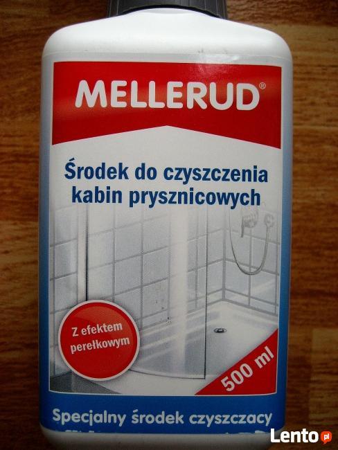 Środek do czyszczenia kabin prysznicowych Mellerud, Kielce