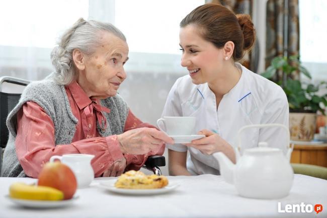 Opiekun osoby starszej BEZPŁATNA Szkoła WIED w Piotrkowie