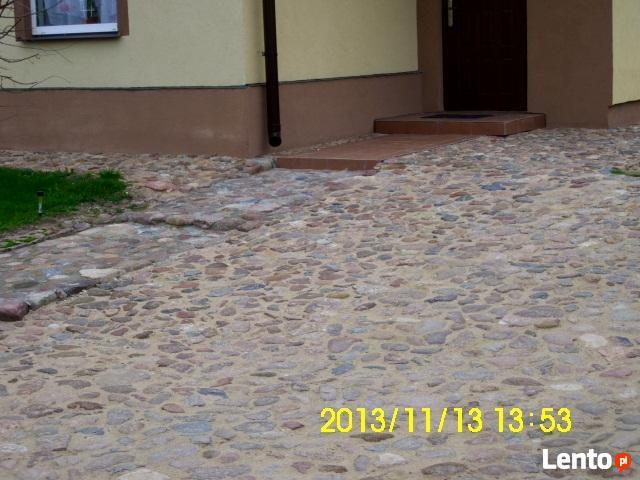 usługi brukarskie brukarz tradycyjny tylko kamień polny