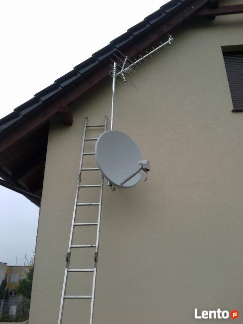 Serwis, montaż uatawienie anteny- gorzów, lubuskie