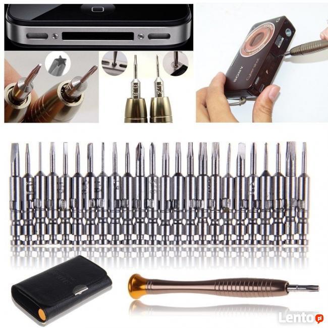 Śrubokręciki do telefonów, tabletów, laptopów, Pendrive 1TB