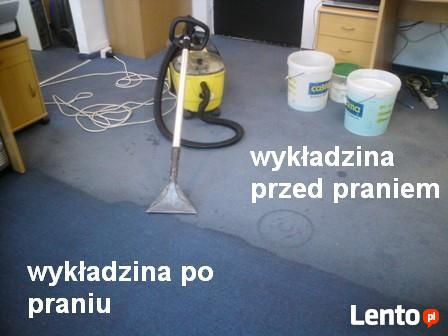 czyszczenie dywanów tapicerki wodzisław śląski