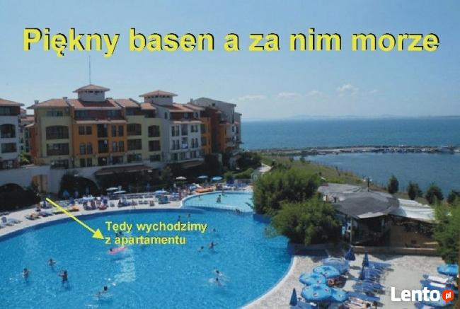 Apartament Bułgaria Marina Cape Aheloy nad samym morzem
