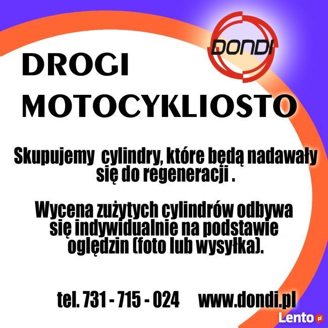 Cylindry motocyklowe SKUP
